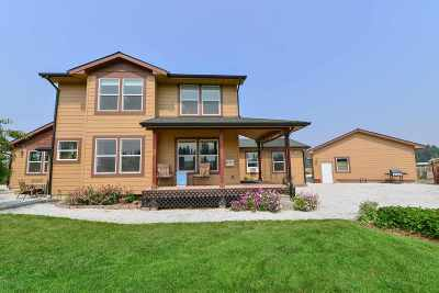 Clayton Single Family Home For Sale: 4669 Williams Valley Rd #D