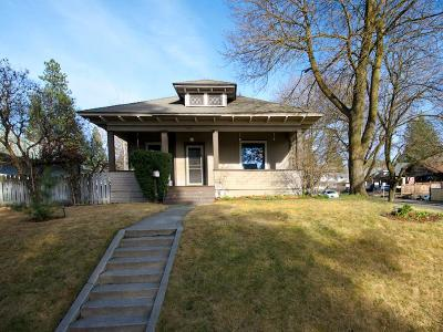 spokane Single Family Home Bom: 1325 S Adams St