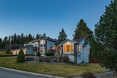 Otis Orchards WA Single Family Home Ctg-Inspection: $479,000
