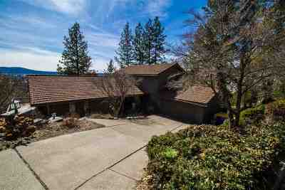 spokane Single Family Home For Sale: 4911 N Vista View Cir