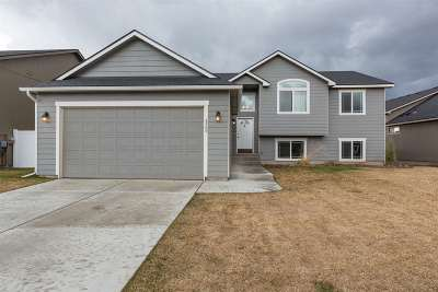 spokane Single Family Home Chg Price: 8509 N Maple Ln