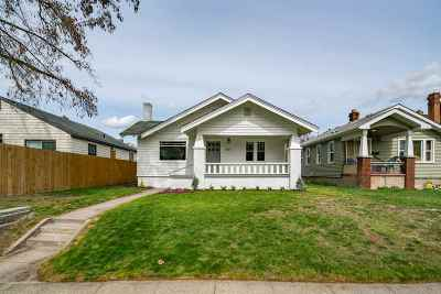 Single Family Home Ctg-Inspection: 507 E Montgomery Ave