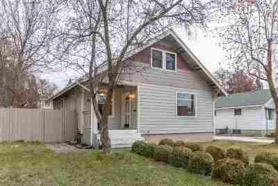 spokane Single Family Home For Sale: 411 E 28th Ave