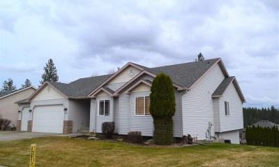 Colbert Single Family Home For Sale: 816 E Ballard Rd