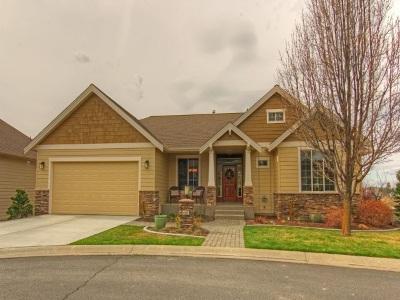 Spokane Single Family Home For Sale: 4315 S Pinegrove Ln
