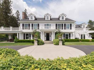 Spokane Single Family Home For Sale: 1414 W Ballard Rd