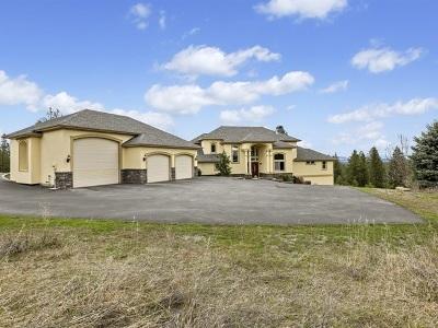 Spokane Single Family Home For Sale: 4112 W Ballard Rd