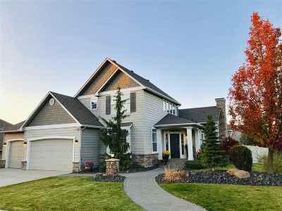 Spokane Single Family Home For Sale: 5321 E Rosedale Ln