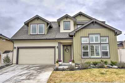 Spokane WA Single Family Home Ctg-Inspection: $315,000