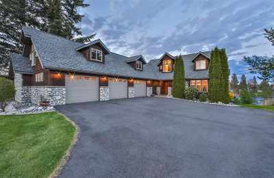 Spokane Single Family Home For Sale: 18313 E Riverway Ave