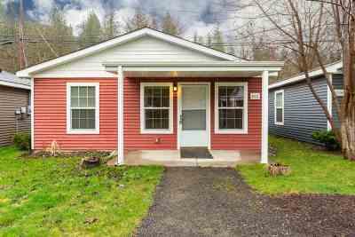 Spokane Condo/Townhouse For Sale: 1126 S Coeur D'alene St #1112 S