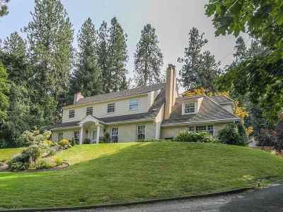 Spokane Single Family Home For Sale: 1230 E 20th Ave