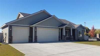 Spokane Single Family Home For Sale: 10314 N Sicilia Ct