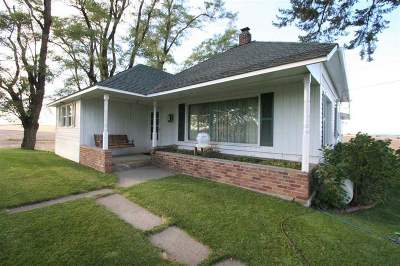 Single Family Home For Sale: 13527 E Valley Chapel Rd