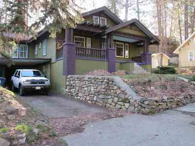 Spokane Single Family Home For Sale: 1303 S Lacey St