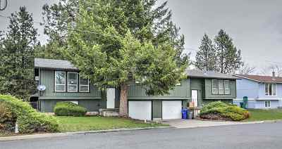 Spokane Valley Multi Family Home Ctg-Inspection: 11321 E 40th Ave #11323