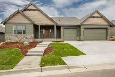 Spokane Single Family Home For Sale: 643 W Basalt Ridge Dr
