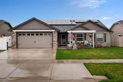 Spokane Valley Single Family Home Chg Price: 18921 E Mountain View Ave