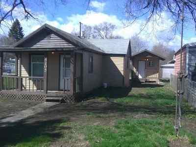 Spokane Single Family Home For Sale: 4205 N Crestline St