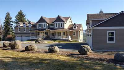 Spokane WA Single Family Home Ctg-Inspection: $1,200,000