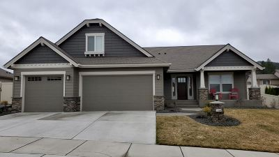 Spokane Single Family Home For Sale: 11304 E Flagstone Ln