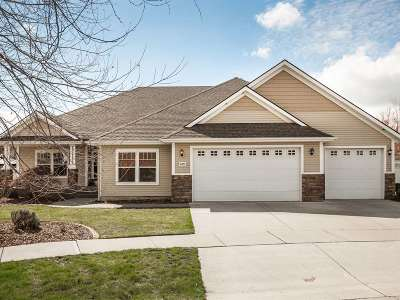Spokane Valley Single Family Home Ctg-Inspection: 14422 E Olympic Ave