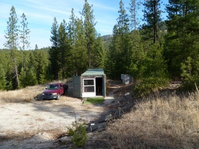 Residential Lots & Land New: 5077 Rail Canyon Rd