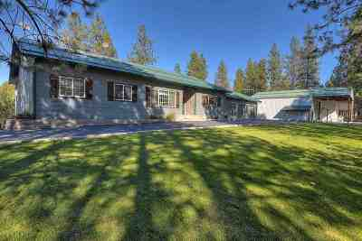 Nine Mile Falls WA Single Family Home New: $625,000
