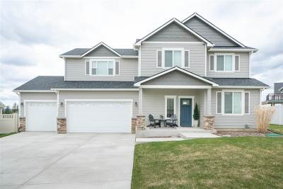 Spokane Valley WA Single Family Home New: $425,000