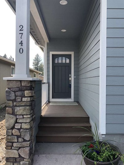 Spokane Single Family Home New: 2740 S Stone St