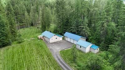 Single Family Home New: 566 Timberlane Rd #Bonners