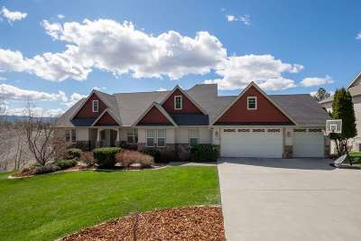 Spokane Valley WA Single Family Home New: $525,000