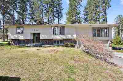 Spokane Valley WA Single Family Home New: $349,000