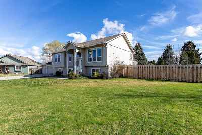 Spokane Valley WA Single Family Home New: $300,000