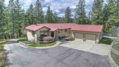 Single Family Home New: 6107 S Ranch Park Ln