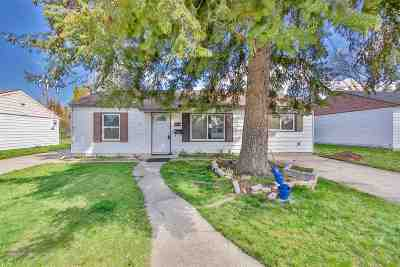 Single Family Home New: 5230 W Hoffman Pl