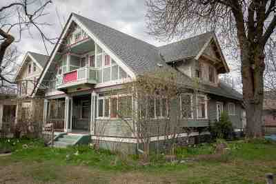 Single Family Home Ctg-Inspection: 1204 W 10th Ave