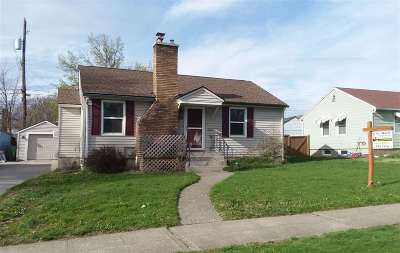 Single Family Home New: 2516 W Lacrosse Ave