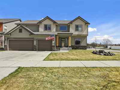 Spokane Single Family Home Ctg-Inspection: 8402 N Kyle