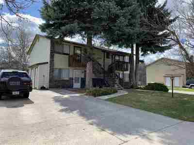 Spokane Valley Multi Family Home New: 12210 E Lenora Dr