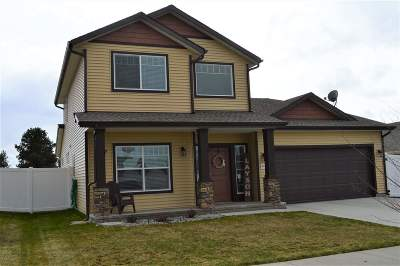 Coeur D Alene Single Family Home For Sale: 4740 W Tramore Dr
