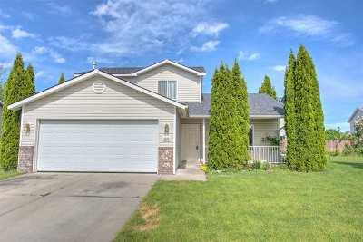 Single Family Home New: 9293 N Ramsgate Ln