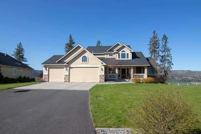 Nine Mile Falls WA Single Family Home New: $545,000