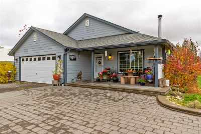 Single Family Home New: 8911 S Wild Hare Ln