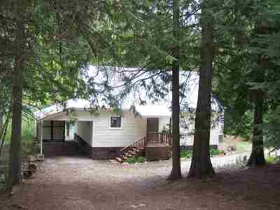 Cusick Single Family Home For Sale: 518 Hazel St