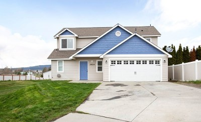 Spokane Valley WA Single Family Home New: $250,000