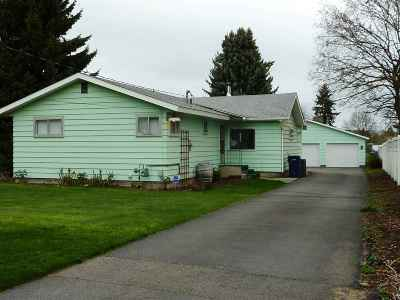 Spokane Valley WA Single Family Home New: $295,000