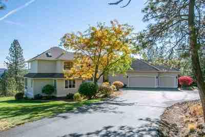 Spokane Single Family Home New: 2018 E Wildflower Ln