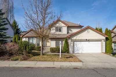 Spokane Single Family Home New: 6634 S Meadow St