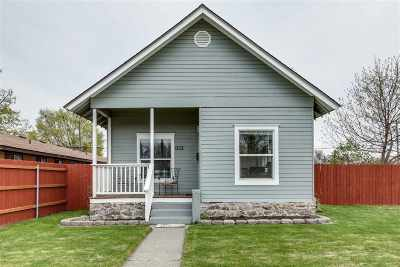 Spokane Single Family Home New: 2129 E Cataldo Ave